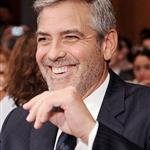 George Clooney at a Senate Foreign Relations Committee hearing along with human rights activist John Prendergast on Capitol Hill in Washington, DC 108953