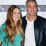 George Clooney and Shailene Woodley in London for The Descendants photocall  96665