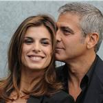 George Clooney accompanies Elisabetta Canalis to Milan Fashion Week 69550