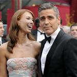 George Clooney Sarah Larsen engaged?  18209