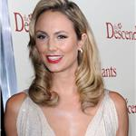 Stacy Keibler at the premiere of The Descendants  98501