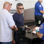 George Clooney at LAX July 2011 90718