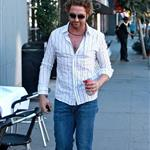 Gerard Butler out and about in Los Angeles  103954