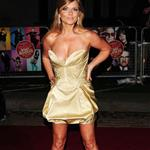 Geri Halliwell at the premiere of the Boat That Rocked 35410