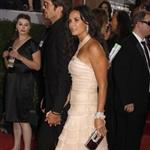 Demi Moore and Ashton Kutcher at the 2009 Golden Globe Awards 30521