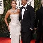 Beyonce and Jay-Z at the 2009 Golden Globe Awards 30507