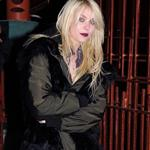 Taylor Momsen on the Gossip Girl set in NYC 48681