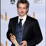 Colin Farrell wins Best Supporting Actor at the 2009 Golden Globes  30616