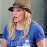 Hilary Duff starts shooting Gossip Girl in New York  44055