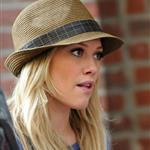 Hilary Duff starts shooting Gossip Girl in New York  44051