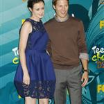 Alexis Bledel and Zach Gilford promote Post Grad at the Teen Choice Awards 44525