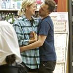 Agyness Deyn and Giovanni Ribisi shopping at Gelson's supermarket in Los Angeles 126938