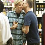 Agyness Deyn and Giovanni Ribisi shopping at Gelson's supermarket in Los Angeles 126940