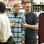 Agyness Deyn and Giovanni Ribisi shopping at Gelson's supermarket in Los Angeles 126941