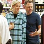 Agyness Deyn and Giovanni Ribisi shopping at Gelson's supermarket in Los Angeles 126942