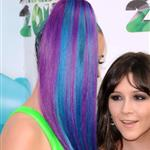 Katy Perry and Shannon Woodward at Nickelodeon's 25th Annual Kids' Choice Awards 110343