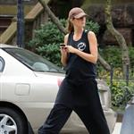 Gisele Bundchen out in Boston 125463