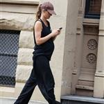 Gisele Bundchen out in Boston 125471