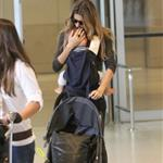 Gisele Bundchen arrives in Miami with baby Benjamin for Tom Brady Patriots vs Dolphins  69979