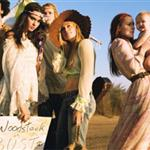 Rumer Willis as Woodstock in Glamour Magazine 34266