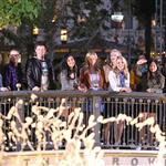 Cast of Glee at the spring season premiere at The Grove  58611