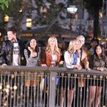 Cast of Glee at the spring season premiere at The Grove  58626