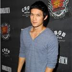 Harry Shum Jr at Guitar Hero launch 69633