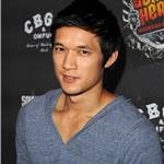 Harry Shum Jr at Guitar Hero launch 69634
