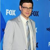 Cory Monteith at the Fox TV Upfronts in New York 85646
