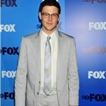 Cory Monteith at the Fox TV Upfronts in New York 85647