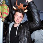 Cory Monteith at a Christmas promotional event in New York 51708
