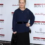 Meryl Streep attends the The Iron Lady New York premiere  100604