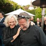 Glenn Close and Robin Williams at the Mill Valley Film Festival  95915