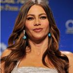 Sofia Vergara during the 69th annual Golden Globe Award Nominations announcements 100693
