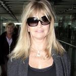 Goldie Hawn at Heathrow Airport  107905