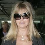 Goldie Hawn at Heathrow Airport  107909