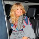 Goldie Hawn has a great time at Gorbachev 80th birthday party in London  82407
