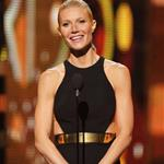 Gwyneth Paltrow at the 54th Annual Grammy Awards  105663
