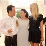 Gwyneth Paltrow in the Hamptons with the Seinfelds for Baby Buggy at Balenciaga 66195