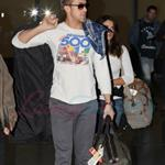 Ryan Gosling arrives on red eye for TIFF to promote Blue Valentine  68817
