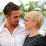 Ryan Gosling and Michelle Williams at Cannes photocall for Blue Valentine 61204