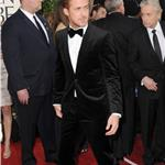 Ryan Gosling at the Golden Globes 2011 76890