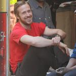 Ryan Gosling in New York on location a few weeks ago 42414