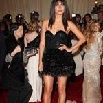 Jessica Szohr at Met Gala 2011  84602