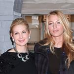 Blake Lively and Kelly Rutherford at The Mayoral proclamation in celebration of the Gossip Girl 100th episode at Silver Cup Studios in New York City 103905