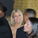 Gwyneth Paltrow with Alex Rodriguez at Fountainebleau opening in Miami 27554