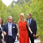 Gwyneth Paltrow in Milan with Diego Della Valle of Tod's  25208