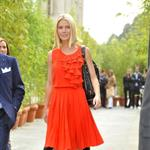 Gwyneth Paltrow in Milan with Diego Della Valle of Tod's  25205
