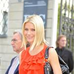 Gwyneth Paltrow in Milan with Diego Della Valle of Tod's  25206
