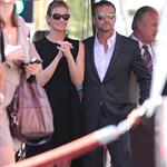 Gwyneth Paltrow with Tim McGraw and Faith Hill as she receives a star on the Walk of Fame  74859